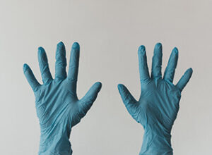 Handschuhe zum Putzen
